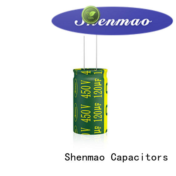 Shenmao good to use radial capacitors marketing for timing