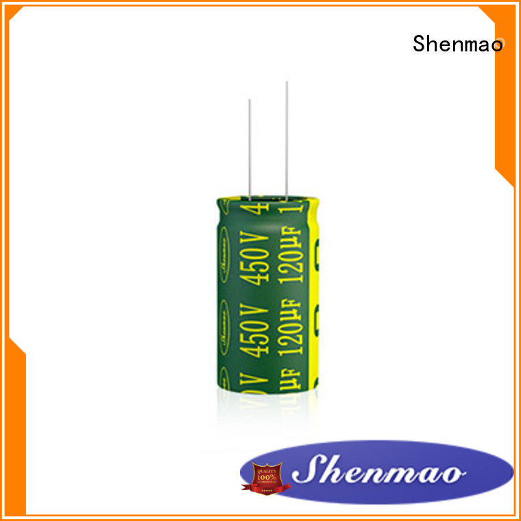 10uf 450v radial electrolytic capacitor vendor for rectification