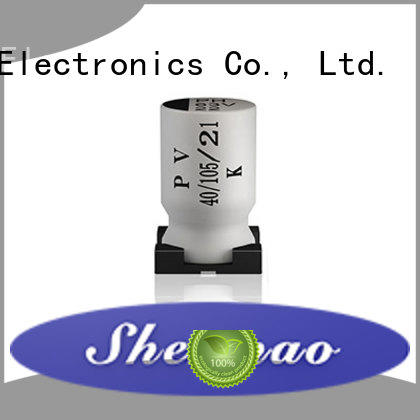 professional smd aluminum electrolytic capacitor vendor for energy storage