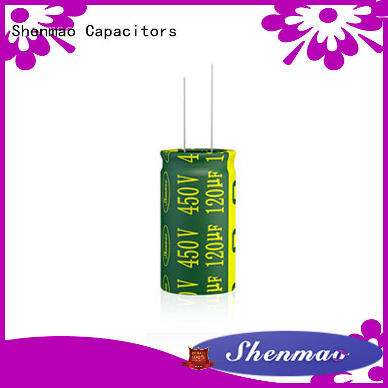 Shenmao quality-reliable radial type capacitor owner for temperature compensation