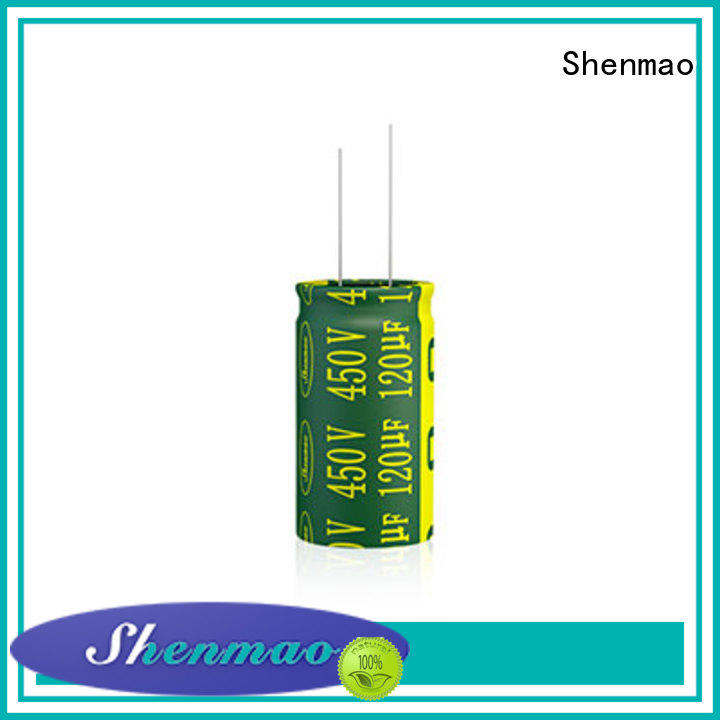 Shenmao 1000uf 25v radial electrolytic capacitor owner for DC blocking