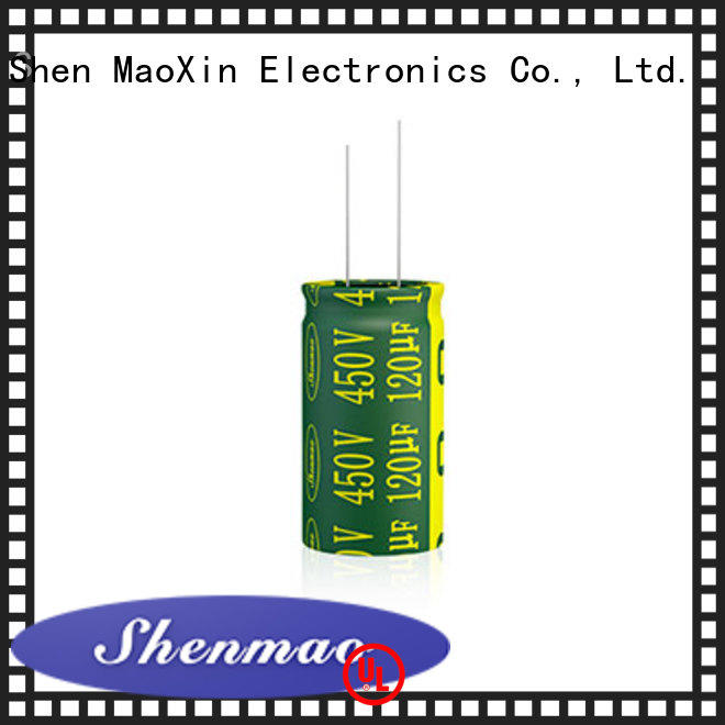 Shenmao satety radial lead capacitor marketing for timing