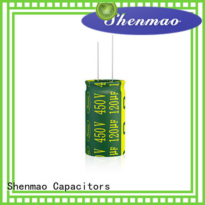 good to use radial capacitors owner for coupling