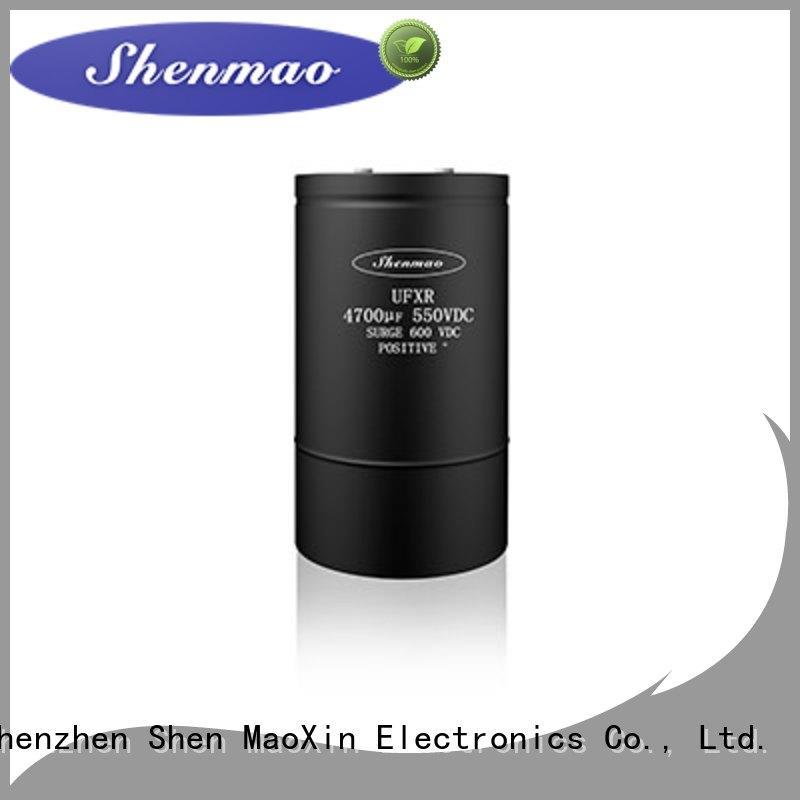 Screw type capacitor UFXR SERIES 85℃ 5000H)