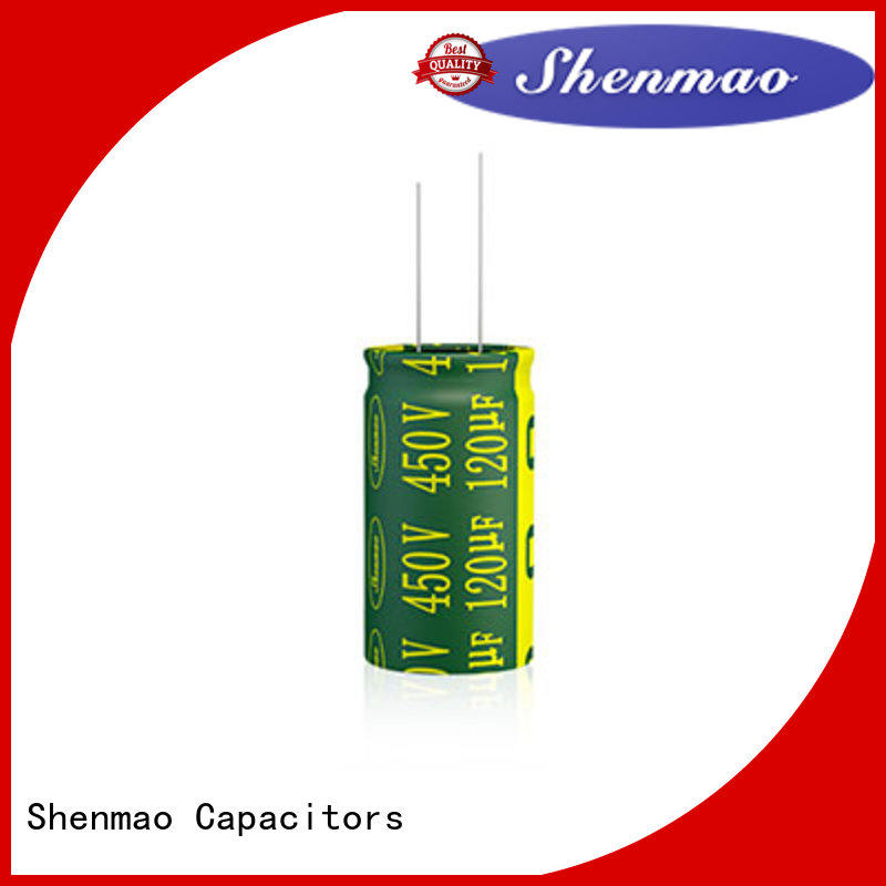 electrolytic capacitor 100uf for timing Shenmao