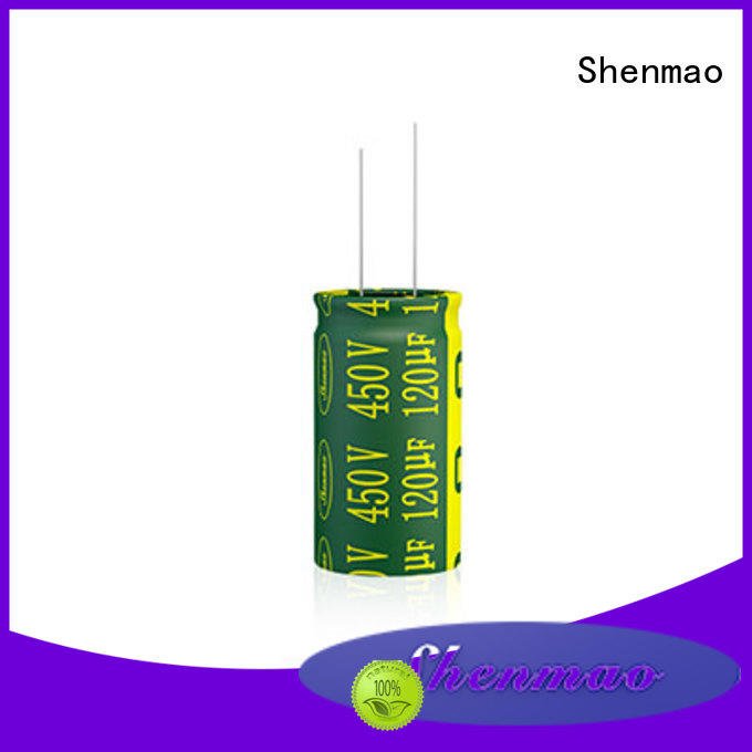 durable radial aluminum electrolytic capacitors supplier for coupling