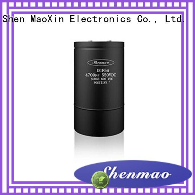 stable screw terminal capacitor supplier for tuning