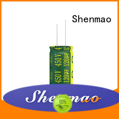 Shenmao 1000uf 25v radial electrolytic capacitor owner for energy storage