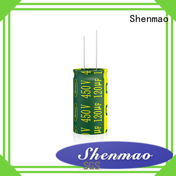 Shenmao 1000uf 25v radial electrolytic capacitor owner for rectification