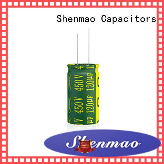 Shenmao radial capacitors vendor for timing