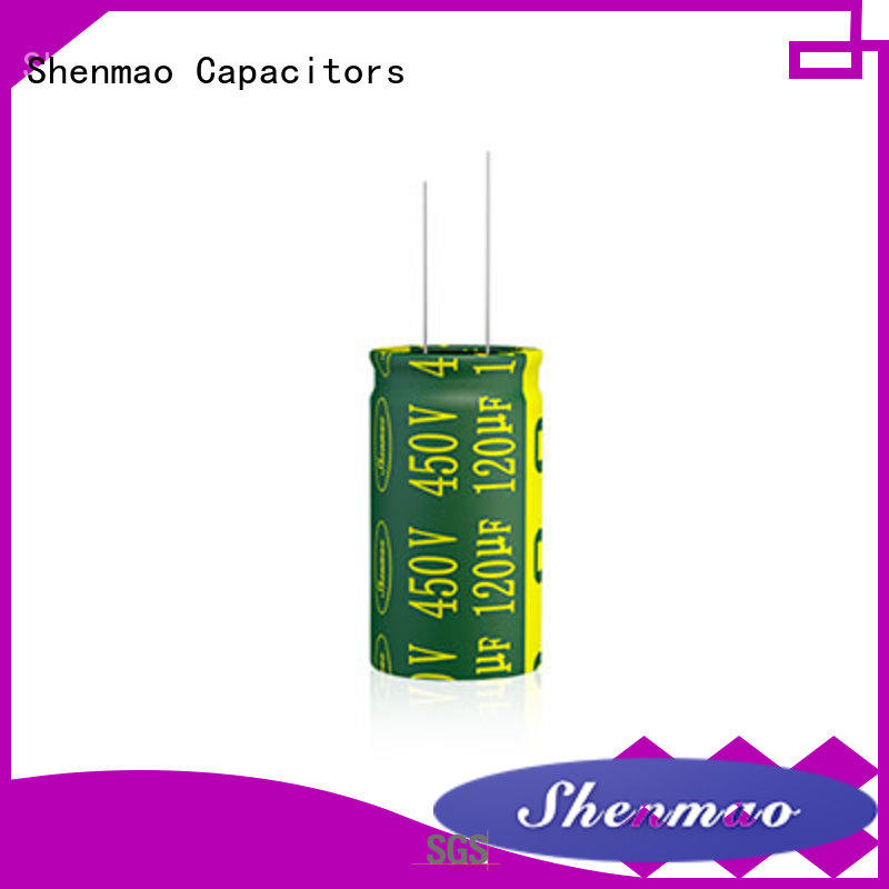 Shenmao satety radial lead capacitor supplier for coupling