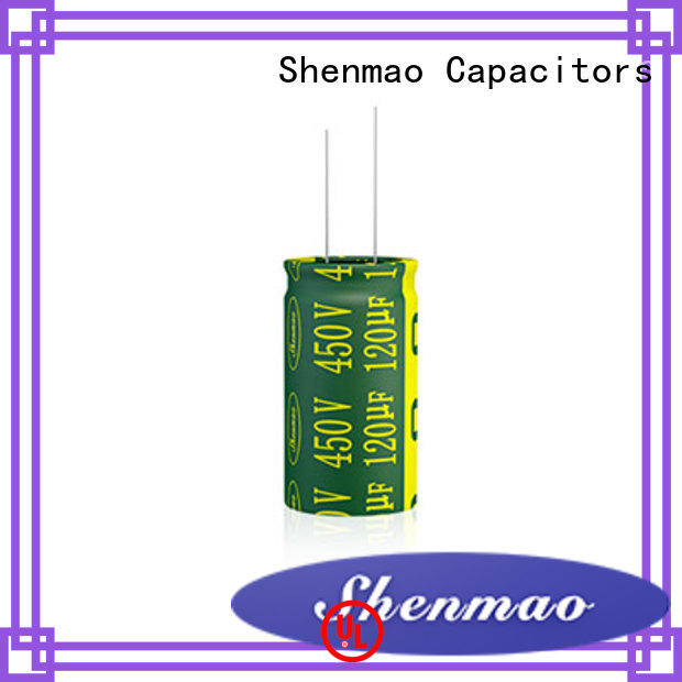 high quality radial aluminum electrolytic capacitors bulk production for rectification