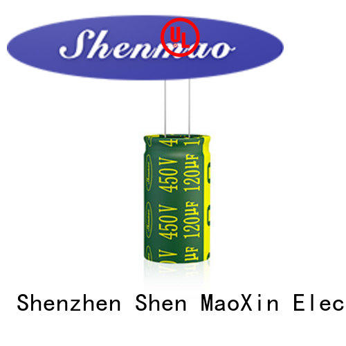 durable 1000uf 450v radial electrolytic capacitors vendor for timing