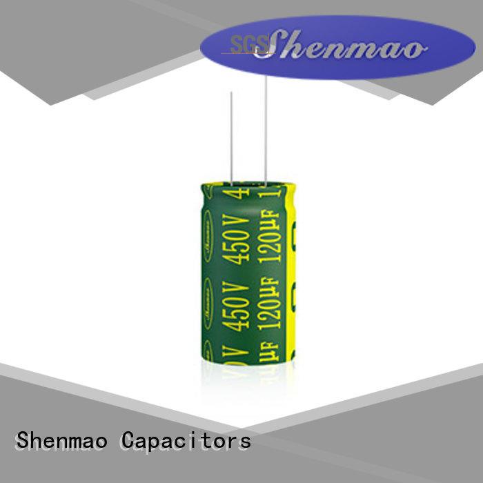 Shenmao price-favorable 1000uf 450v radial electrolytic capacitors bulk production for timing