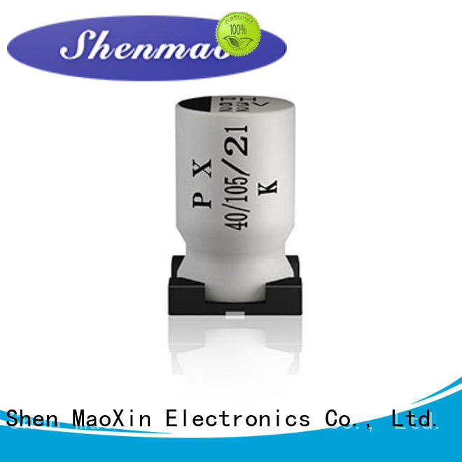 Shenmao 47uf smd capacitor vendor for tuning
