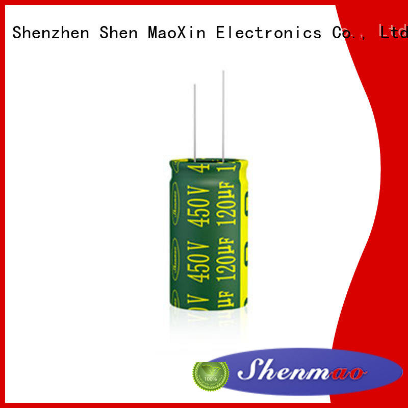 durable radial capacitor supplier for temperature compensation
