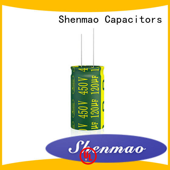 Shenmao satety 600 volt electrolytic capacitor for tuning
