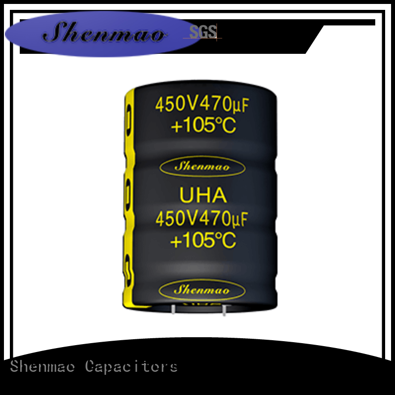 Shenmao 500v electrolytic capacitor owner for filter