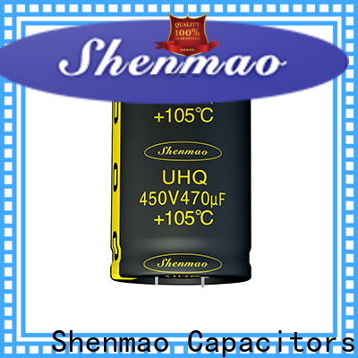 Shenmao what is a snap in capacitor bulk production for tuning