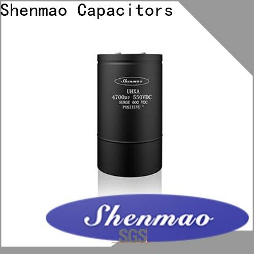 energy-saving screw terminal capacitor owner for filter