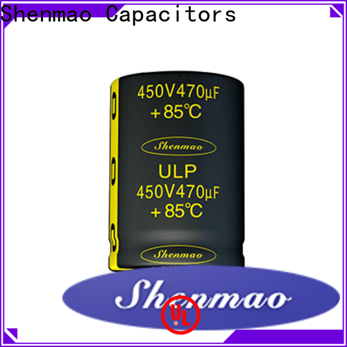 Shenmao good to use snap in capacitor socket vendor for coupling