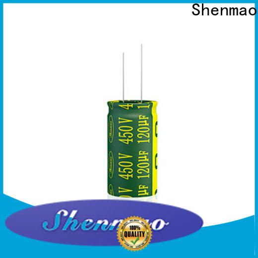 Shenmao 470uf 250v radial electrolytic capacitor marketing for timing
