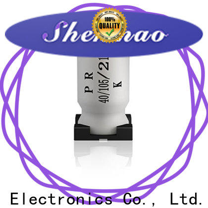 Shenmao high quality surface mount electrolytic capacitor bulk production for energy storage