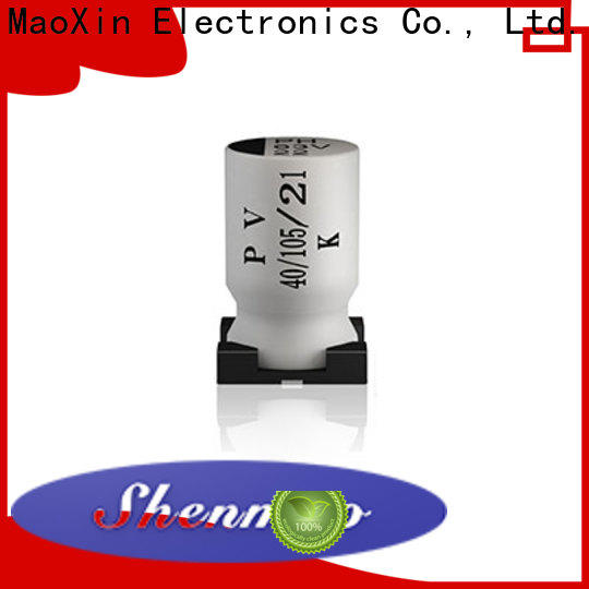 Shenmao stable 220uf smd capacitor owner for filter