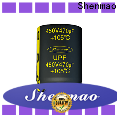 quality-reliable snap in electrolytic capacitors owner for DC blocking