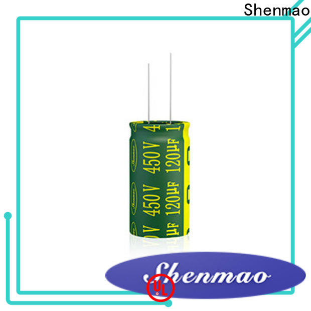 Shenmao easy to use radial capacitors supplier for tuning
