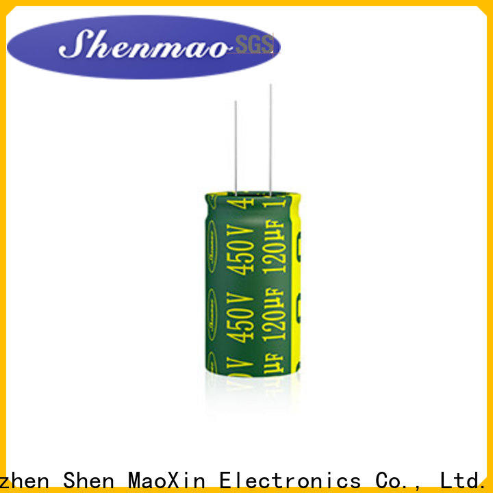 Shenmao radial capacitors owner for timing