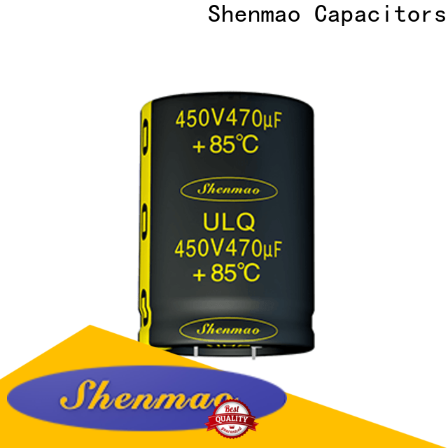easy to use snap in aluminum electrolytic capacitors marketing for rectification