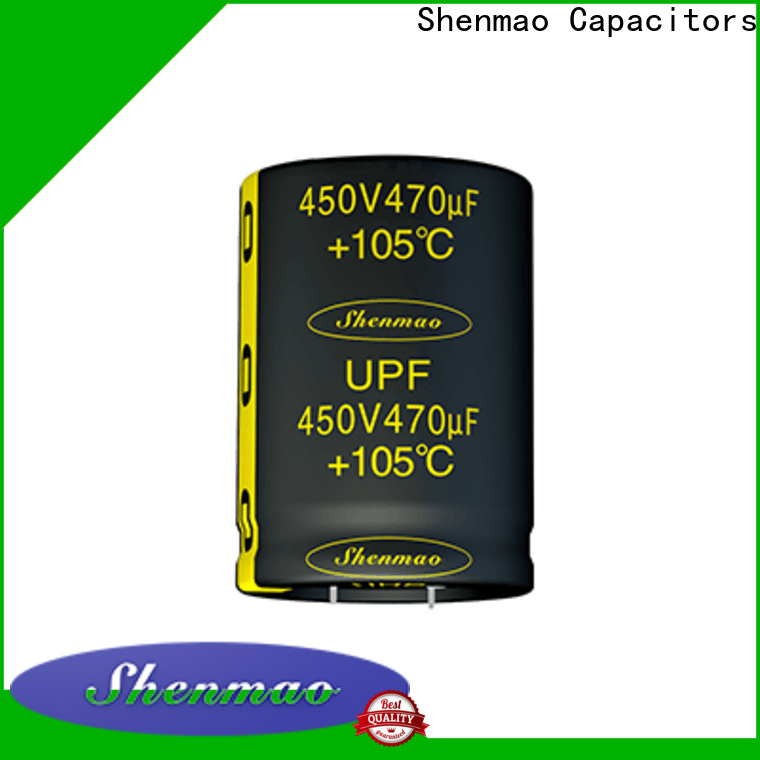 good to use snap in capacitor socket vendor for filter
