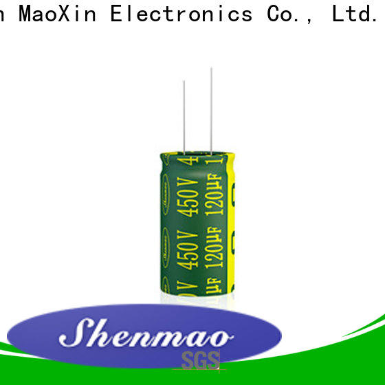 Shenmao good to use radial capacitor marketing for energy storage