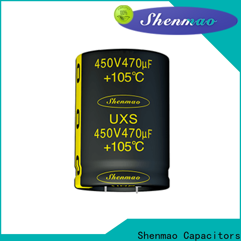 Shenmao high quality snap in capacitor owner for timing