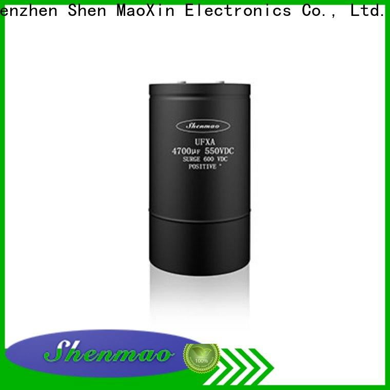 Shenmao polymer electrolytic capacitor owner for timing