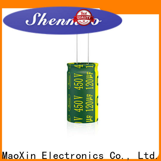 quality-reliable radial can capacitor overseas market for coupling