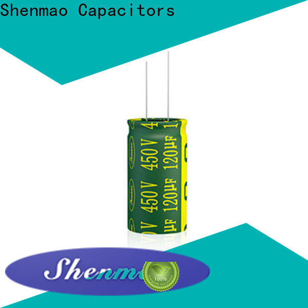Shenmao stable radial lead capacitor marketing for coupling