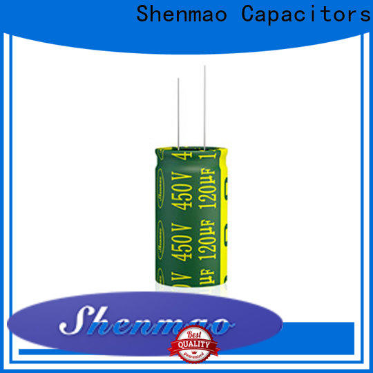 Shenmao radial capacitor overseas market for temperature compensation