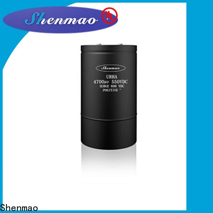 Shenmao screw capacitor supplier for tuning