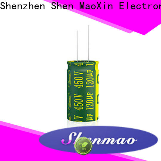 Shenmao quality-reliable what is electrolytic capacitor overseas market for DC blocking