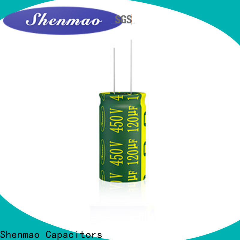 Shenmao good to use 47uf electrolytic capacitor vendor for rectification