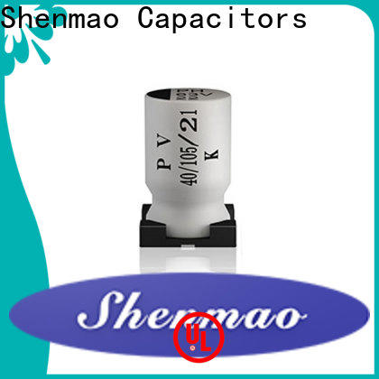 stable 10uf smd electrolytic capacitor oem service for energy storage