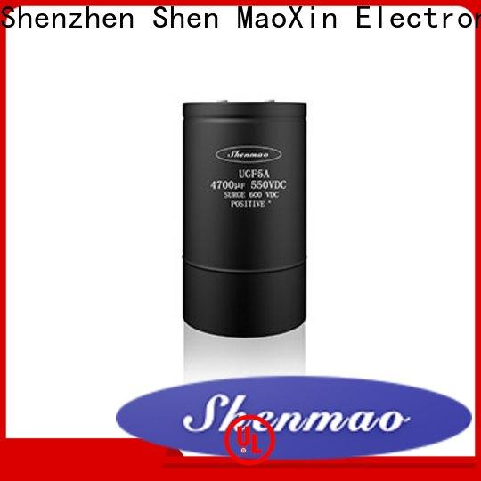 Shenmao solid electrolytic capacitor marketing for filter