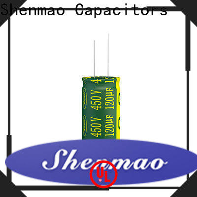 Shenmao price-favorable 1000uf 25v radial electrolytic capacitor supplier for tuning