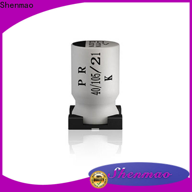 energy-saving smd capacitor manufacturers overseas market for DC blocking
