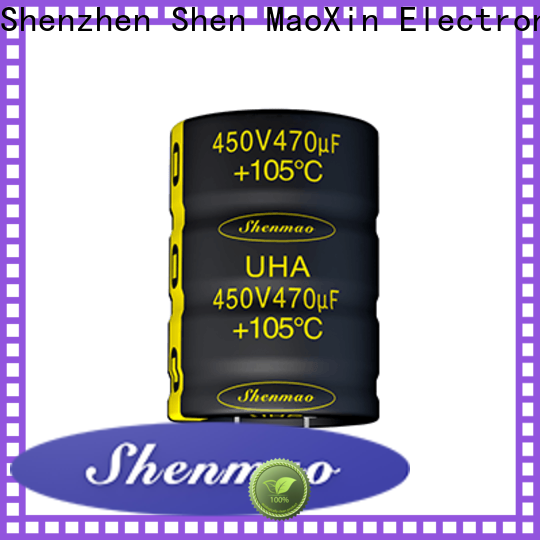 Shenmao price-favorable snap in capacitor mount supplier for tuning