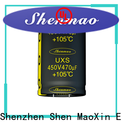 Shenmao price-favorable snap in capacitor overseas market for tuning
