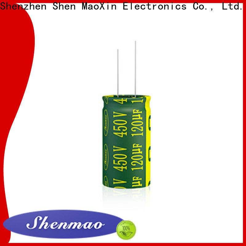 quality-reliable radial lead capacitor bulk production for timing