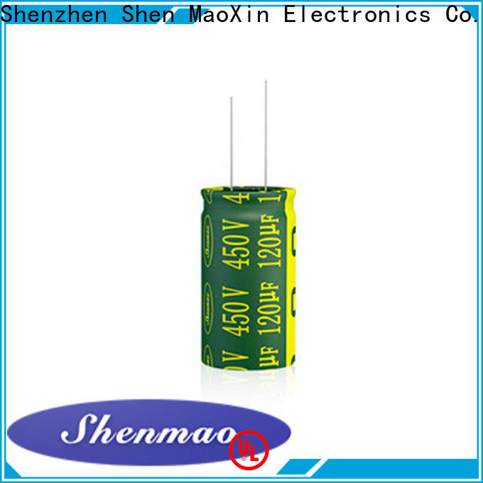 Shenmao high quality electrolytic capacitors vendor for energy storage